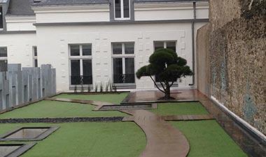 Entretien de jardin à Nantes